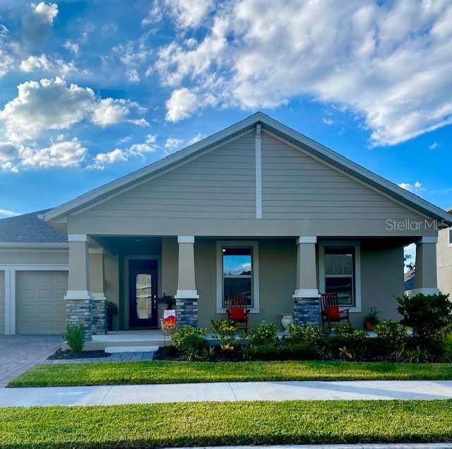 386 Singing Tree Lane, Winter Springs, FL 32708 (MLS #O5981642) :: Florida Life Real Estate Group