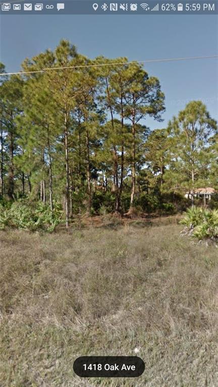 1419 Oak Avenue #8, Lehigh Acres, FL 33972 (MLS #OK218090) :: Jeff Borham & Associates at Keller Williams Realty