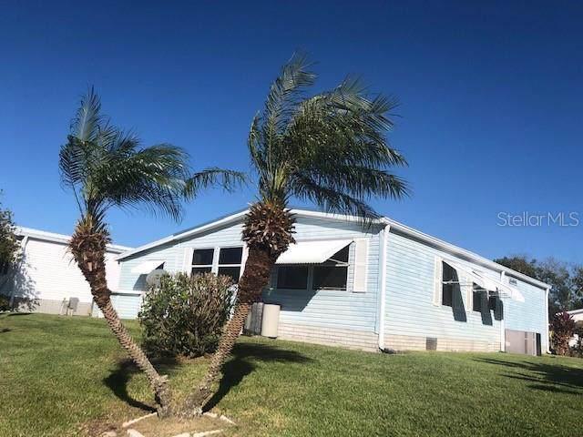 1586 SW 35TH Circle, Okeechobee, FL 34974 (MLS #OK218784) :: Griffin Group