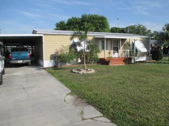 3106 SE 36TH Avenue, Okeechobee, FL 34974 (MLS #OK219003) :: The Duncan Duo Team