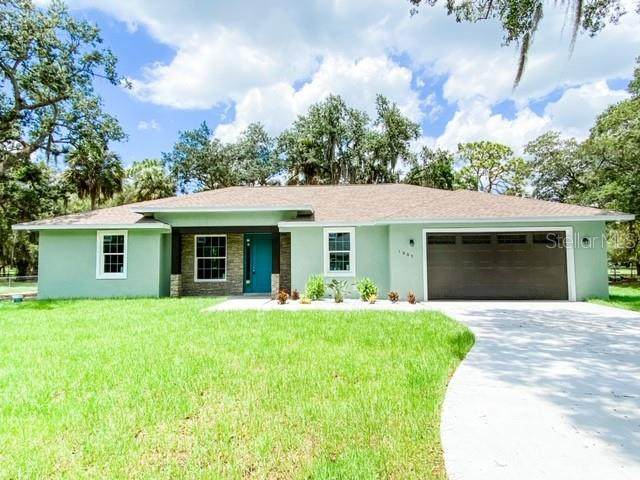 1005 SE 10TH Street, Okeechobee, FL 34974 (MLS #OK219307) :: KELLER WILLIAMS ELITE PARTNERS IV REALTY