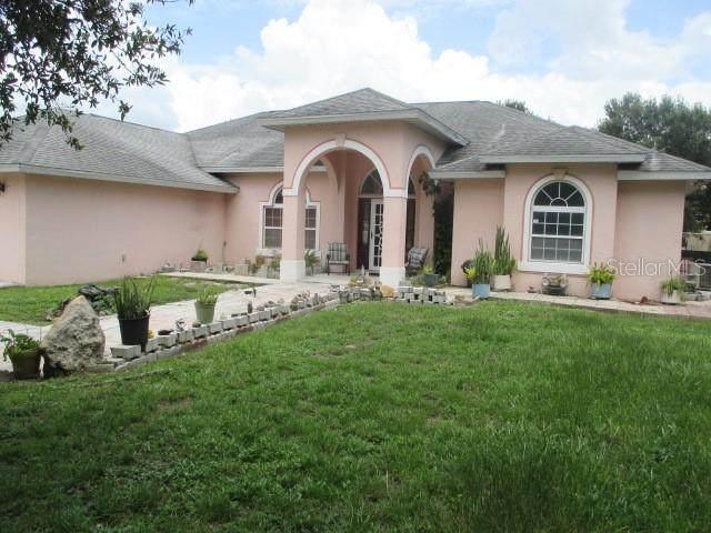 3352 NW 32ND Avenue, Okeechobee, FL 34972 (MLS #OK219365) :: Pepine Realty