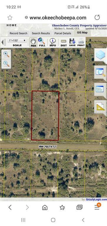 16969 NW 266TH Street, Okeechobee, FL 34972 (MLS #OK219410) :: Team Buky