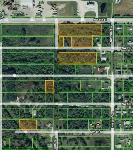 NW 8TH Street, Okeechobee, FL 34972 (MLS #OK219455) :: Rabell Realty Group