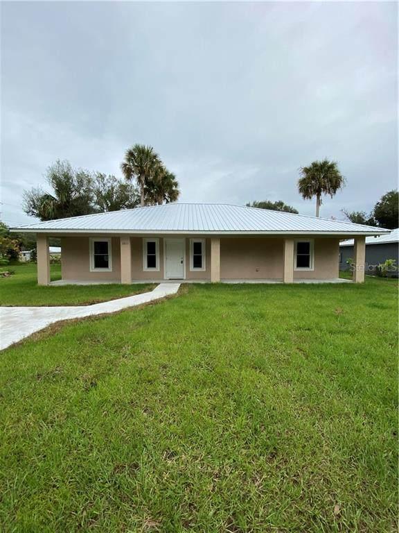 1011 SW 6TH Avenue, Okeechobee, FL 34974 (MLS #OK219587) :: Griffin Group