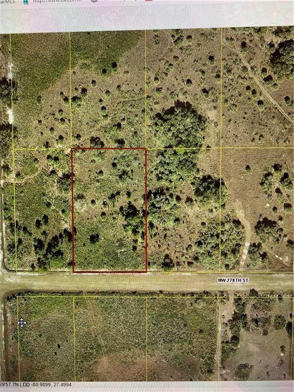 15937 NW 278TH Street, Okeechobee, FL 34972 (MLS #OK219667) :: Baird Realty Group