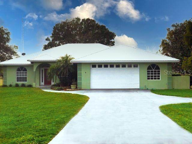 280 NE 138TH Street, Okeechobee, FL 34972 (MLS #OK219818) :: The Duncan Duo Team