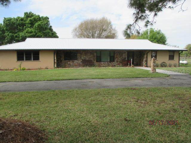 435 SW 30TH Terrace, Okeechobee, FL 34974 (MLS #OK219924) :: Positive Edge Real Estate