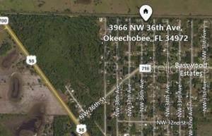 3966 NW 36TH Avenue, Okeechobee, FL 34972 (MLS #OK219962) :: Memory Hopkins Real Estate