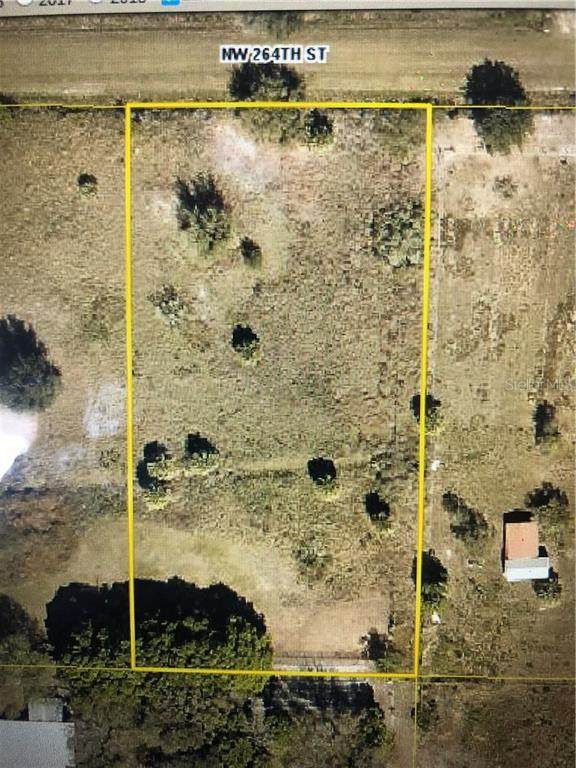 21275 NW 262ND Street, Okeechobee, FL 34972 (MLS #OK220098) :: Armel Real Estate