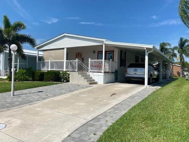 4321 SW 10TH Way, Okeechobee, FL 34974 (MLS #OK220165) :: Globalwide Realty
