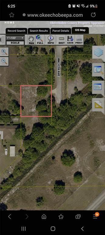 3311 NW 17TH Avenue, Okeechobee, FL 34972 (MLS #OK220449) :: Baird Realty Group