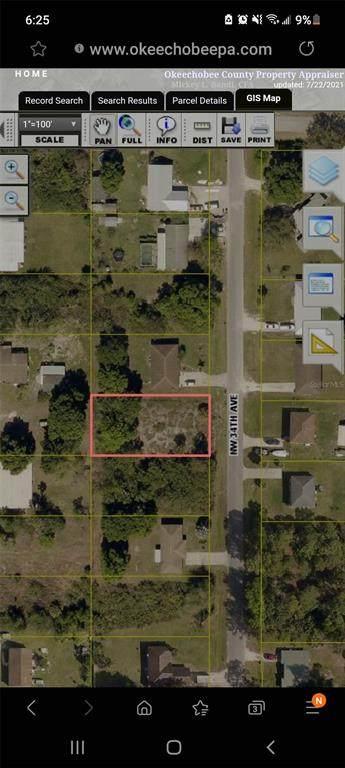 3057 NW 34TH Avenue, Okeechobee, FL 34972 (MLS #OK220450) :: Baird Realty Group