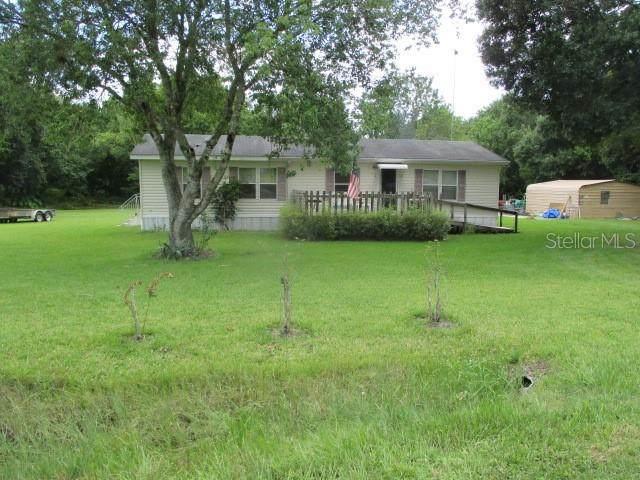 946 NW 144TH Drive, Okeechobee, FL 34972 (MLS #OK220462) :: Premium Properties Real Estate Services