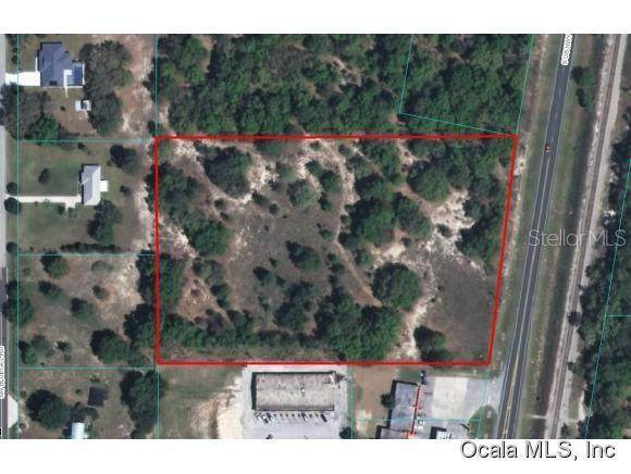 0 Highway 41, Dunnellon, FL 34432 (MLS #OM426656) :: Zarghami Group