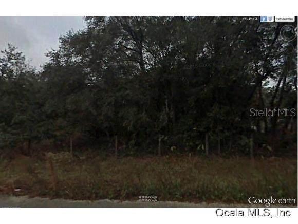LOT 8 NW 119 Court, Ocala, FL 34482 (MLS #OM537376) :: Better Homes & Gardens Real Estate Thomas Group