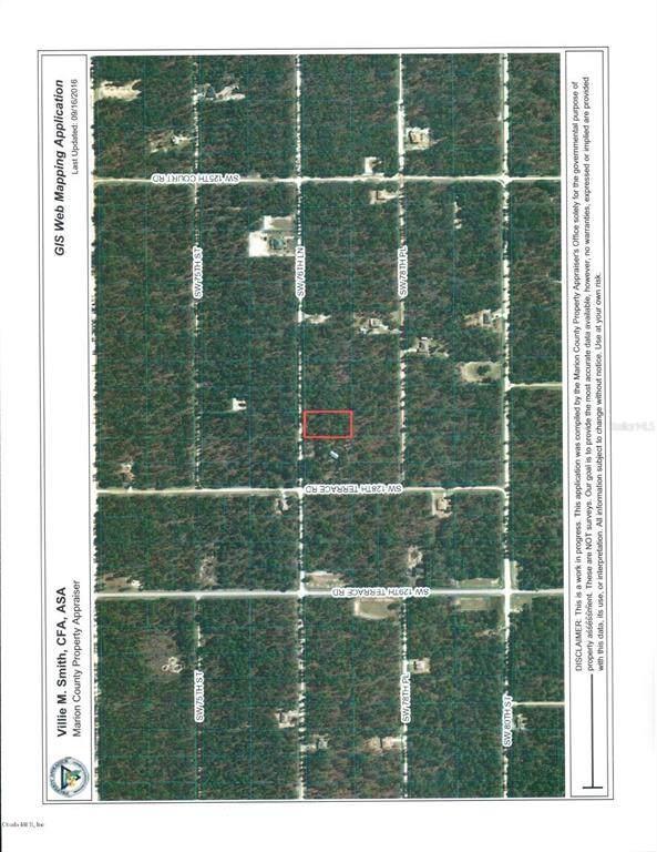 00 SW 76 Lane, Dunnellon, FL 34432 (MLS #OM542855) :: Better Homes & Gardens Real Estate Thomas Group