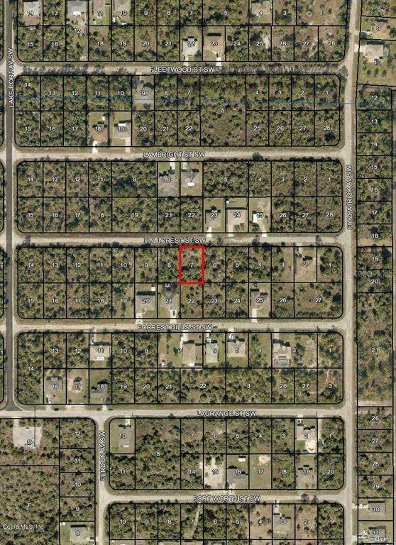 442 SW Hallcrest Street, Palm Bay, FL 32908 (MLS #OM544024) :: The Light Team