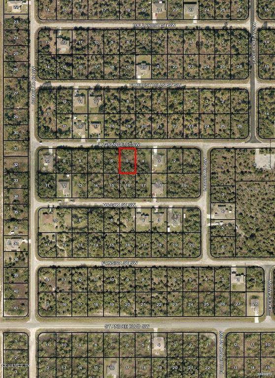 558 SW Lagrange Street, Palm Bay, FL 32908 (MLS #OM544025) :: The Light Team