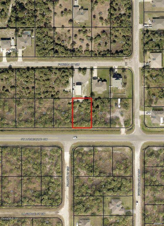 417 SW St Andre Boulevard, Palm Bay, FL 32908 (MLS #OM544542) :: The Light Team