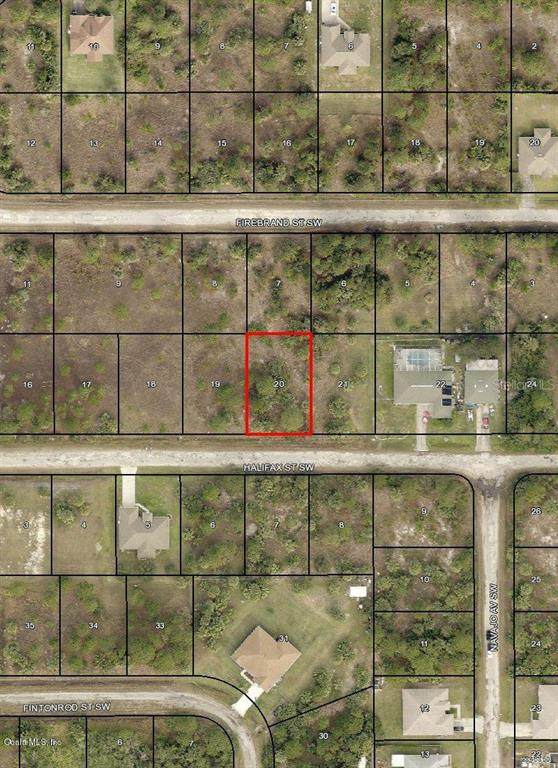 449 SW Halifax Street, Palm Bay, FL 32908 (MLS #OM544543) :: The Light Team