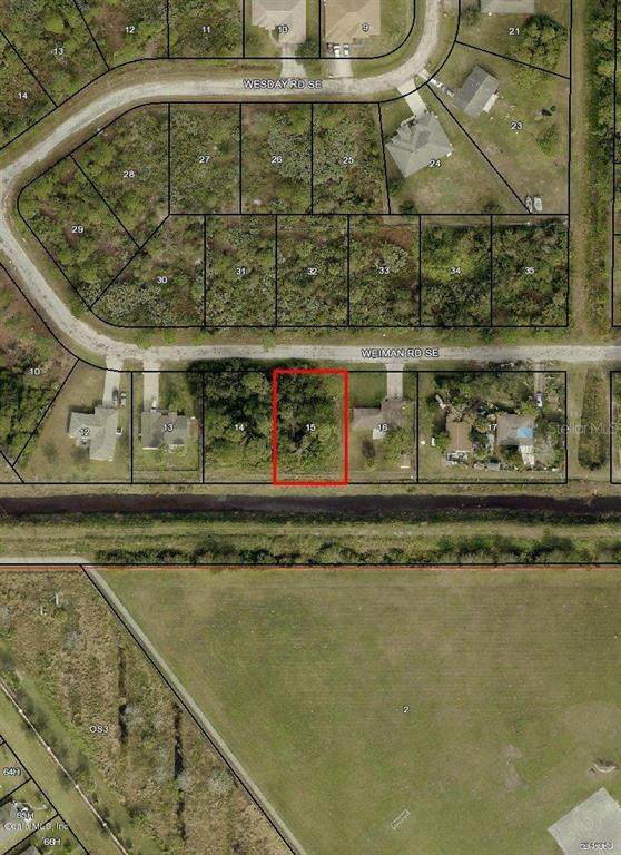 1546 SE Weiman Road, Palm Bay, FL 32909 (MLS #OM544551) :: The A Team of Charles Rutenberg Realty
