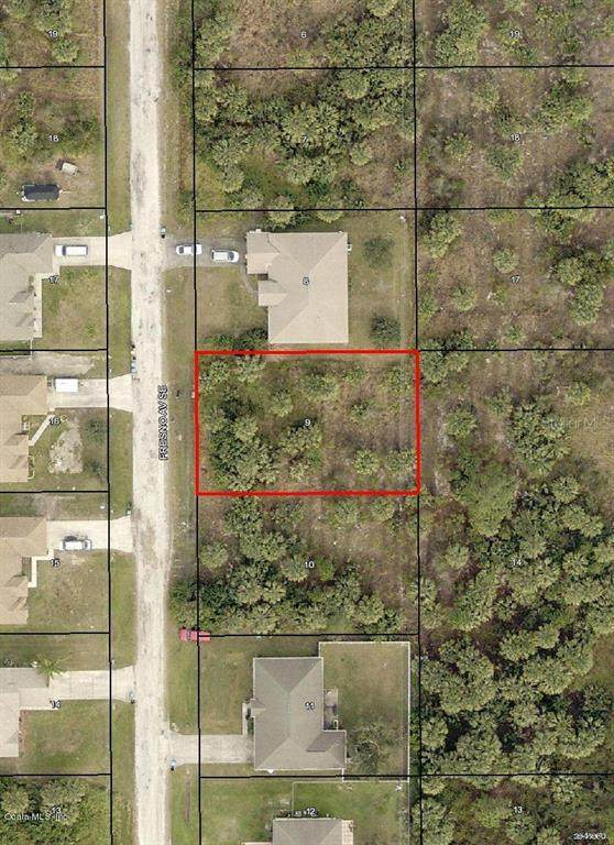 3271 SE Fresno Avenue, Palm Bay, FL 32909 (MLS #OM544720) :: RE/MAX Local Expert