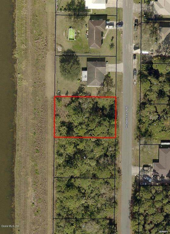 544 NW Hobart Avenue, Palm Bay, FL 32907 (MLS #OM544749) :: Bob Paulson with Vylla Home