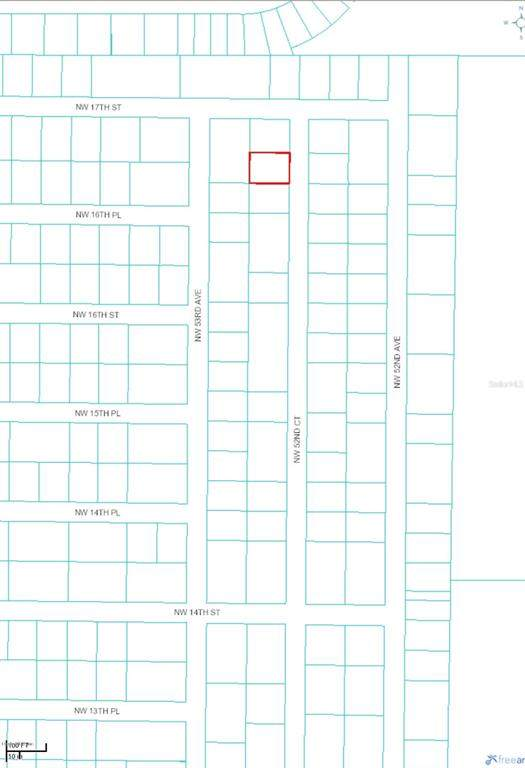 0 NW 52nd Court, Ocala, FL 34482 (MLS #OM549735) :: Bustamante Real Estate