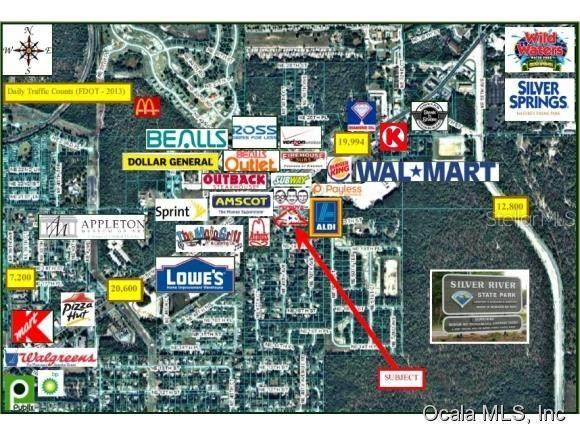 1.9ac NE 49 Court Road, Ocala, FL 34470 (MLS #OM560605) :: Southern Associates Realty LLC