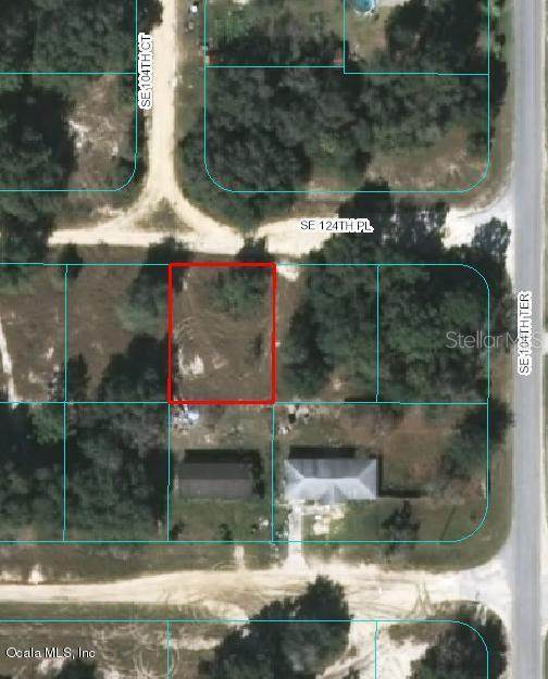 0 SE 124th Place, Belleview, FL 34420 (MLS #OM565711) :: The A Team of Charles Rutenberg Realty