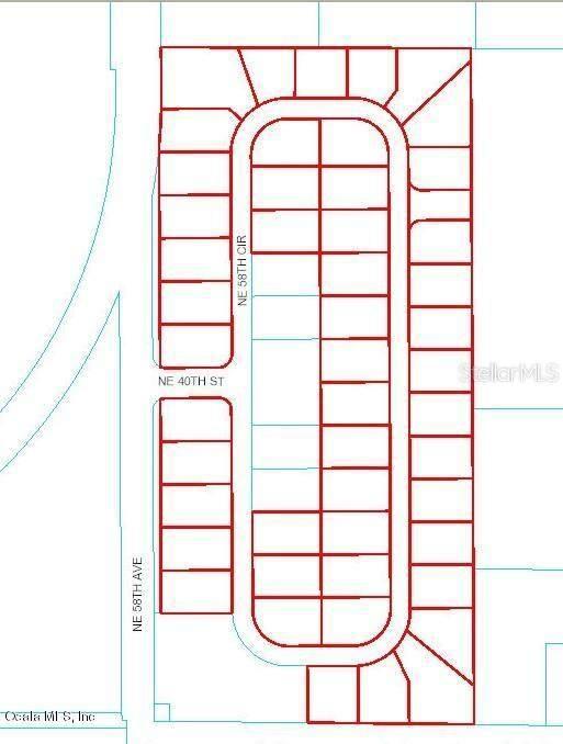 TBD NE 58TH Circle, Silver Springs, FL 34488 (MLS #OM566549) :: Team Bohannon Keller Williams, Tampa Properties