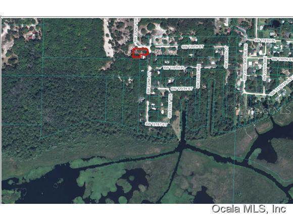 0 SW 119th Street, Dunnellon, FL 34431 (MLS #OM567039) :: The A Team of Charles Rutenberg Realty