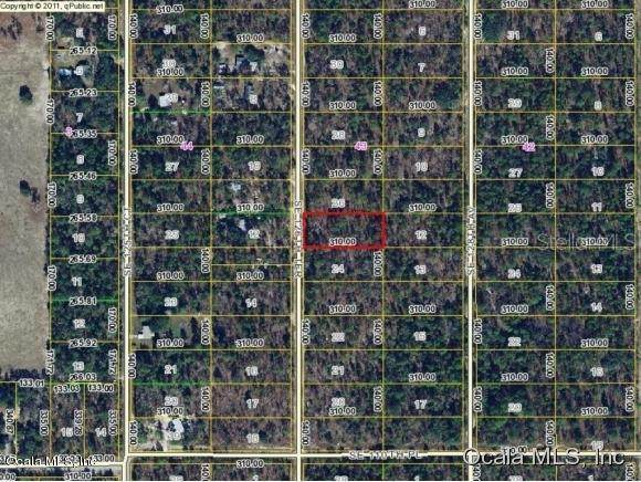 0 SE 126 Terrace, Dunnellon, FL 34431 (MLS #OM568320) :: Griffin Group