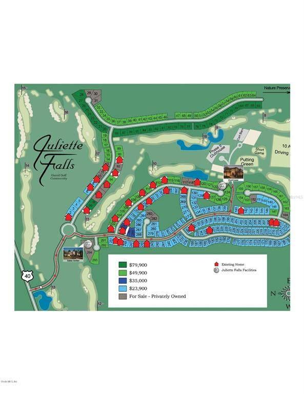 154 Juliette Falls, Dunnellon, FL 34432 (MLS #OM568436) :: Lockhart & Walseth Team, Realtors