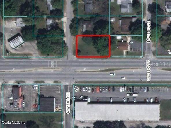 TBD NW 14th Avenue, Ocala, FL 34475 (MLS #OM568620) :: Better Homes & Gardens Real Estate Thomas Group