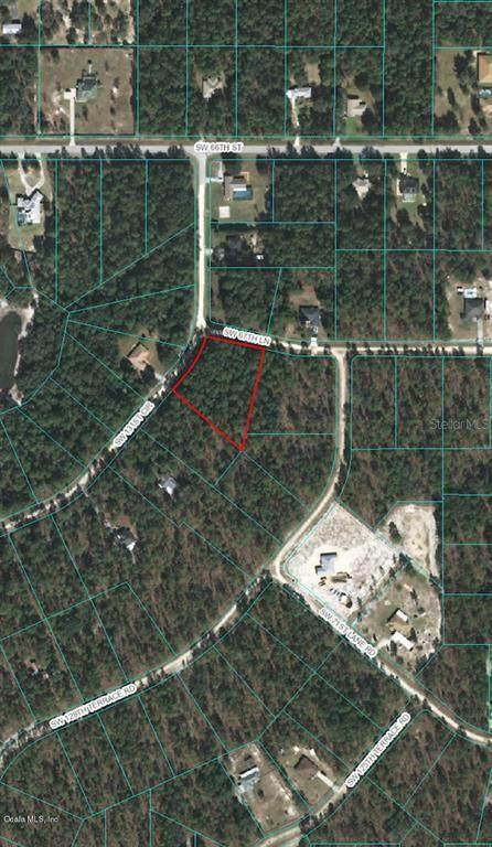 00 SW 131st Circle, Ocala, FL 34481 (MLS #OM569657) :: The A Team of Charles Rutenberg Realty