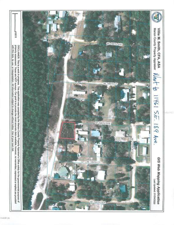 0 SE 189th Avenue, Ocklawaha, FL 32179 (MLS #OM570081) :: Memory Hopkins Real Estate