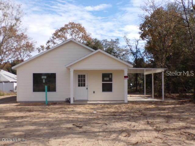 14615 SE 113TH ST Road, Ocklawaha, FL 32179 (MLS #OM600886) :: Bosshardt Realty