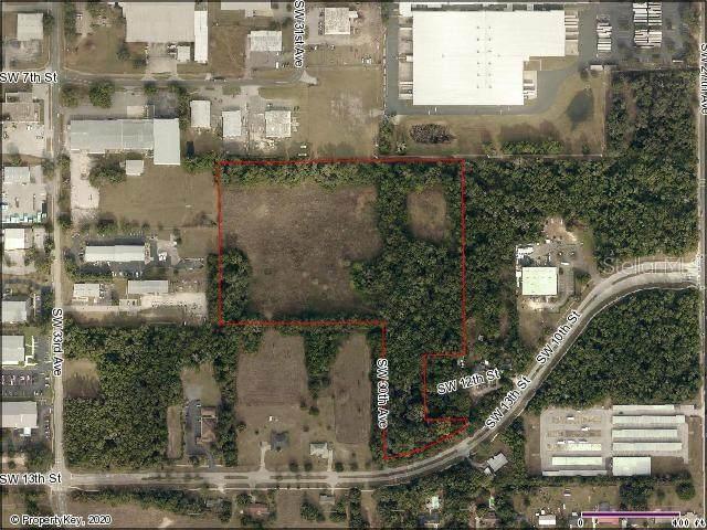 SW 13TH Street, Ocala, FL 34474 (MLS #OM601843) :: Premier Home Experts