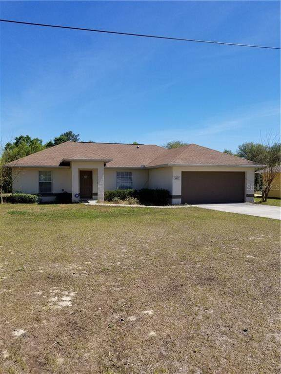 14657 SW 24TH COURT Road, Ocala, FL 34473 (MLS #OM602283) :: Premier Home Experts