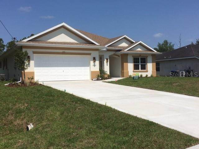 2263 S Haberland Boulevard, North Port, FL 34288 (MLS #OM602655) :: Florida Real Estate Sellers at Keller Williams Realty