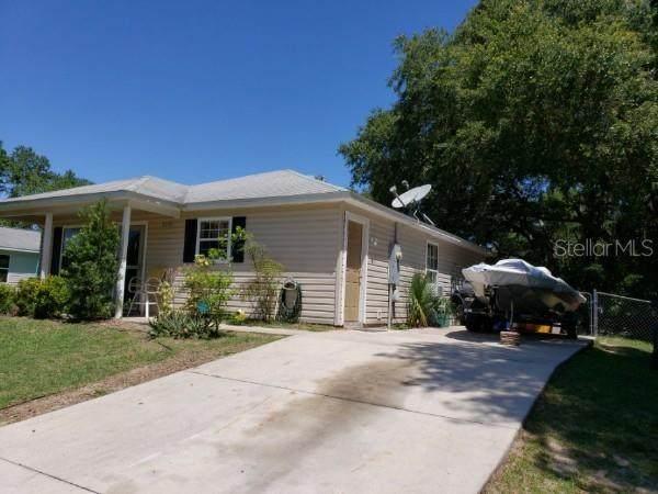 2116 Johns Avenue, Leesburg, FL 34748 (MLS #OM603067) :: Carmena and Associates Realty Group
