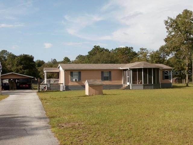 18752 SW 44TH Street, Dunnellon, FL 34432 (MLS #OM605782) :: Griffin Group