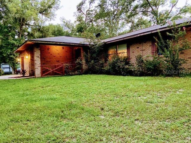 11424 SW 110TH Avenue, Dunnellon, FL 34432 (MLS #OM605841) :: Griffin Group