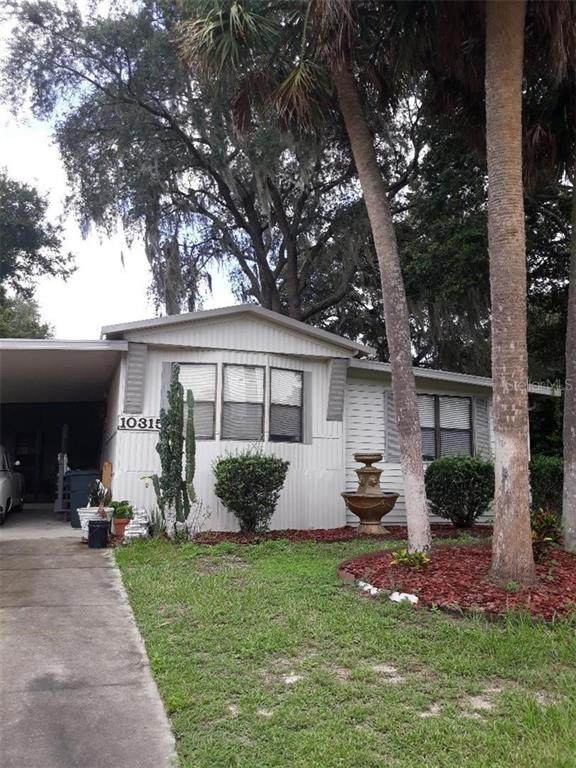 10315 SW 165TH Place, Summerfield, FL 34491 (MLS #OM605982) :: Delgado Home Team at Keller Williams