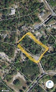 00 SW 98TH Place, Dunnellon, FL 34431 (MLS #OM606486) :: Bustamante Real Estate