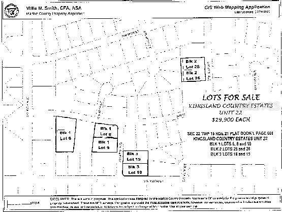 4862 SW 99TH Street, Ocala, FL 34476 (MLS #OM606897) :: Pristine Properties