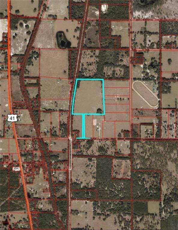 E Levy St Street, Williston, FL 32696 (MLS #OM606977) :: GO Realty