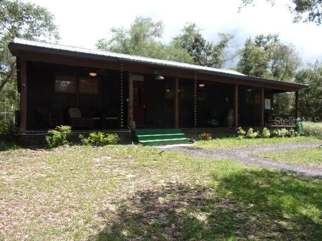 24925 NE 150TH Place, Salt Springs, FL 32134 (MLS #OM607099) :: Keller Williams on the Water/Sarasota